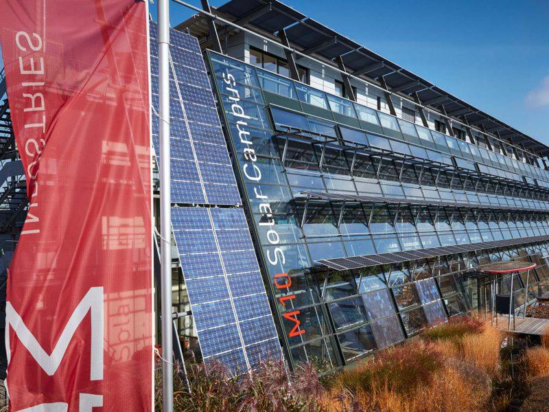 M10 Solar Campus