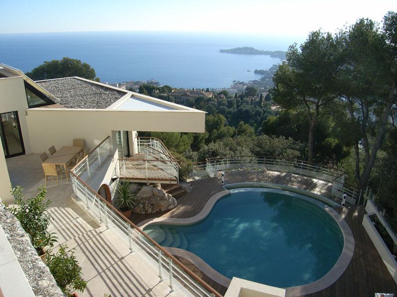 Villensanierung an der Côte d'Azur