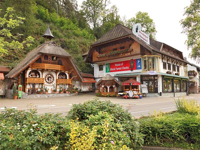 House of Black Forest Clocks